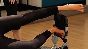 Pilates Power Gym PRO Cardio Package Upgrade (Power Flex Cardio Rebounder with Cardio Blast DVD) from KASWIT, Inc