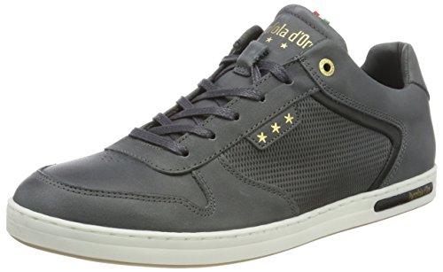 Homme Foncé Gris Premium Auronzo Baskets d'Oro Pantofola Low Uomo xYPaqgw8