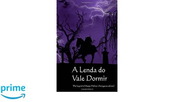 Amazon com: A Lenda do Vale Dormir: The Legend of Sleepy