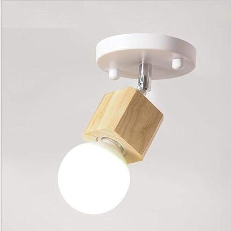 Simple Lámpara de techo blanca Lámparas de techo Cuadrados ...
