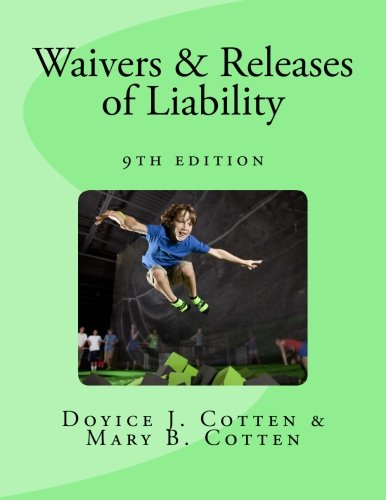 Waivers & Releases of Liability