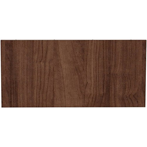 Lorell 97611 Modesty Panel, 4', 45-1/4''x15-3/4 x21, Wanut by Lorell