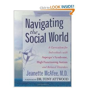 Navigating the Social World [Hardcover] by Jeanette McAfee, M.D.