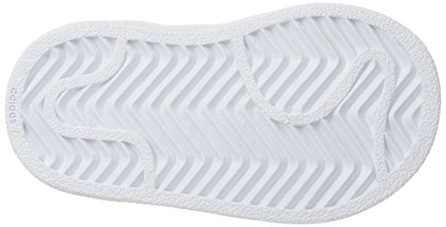 Adidas Superstar rose or clear Unisex Zapatillas white De Light Deporte Metallic gold Blanc Pink Infantiles rHBrwx