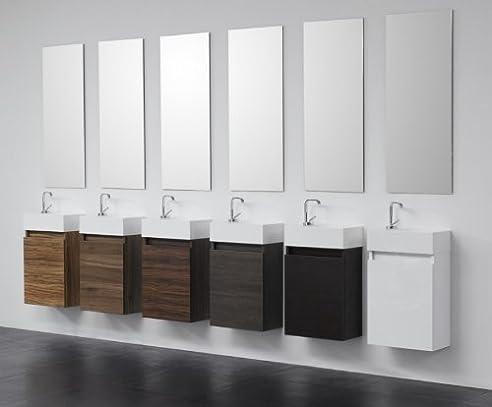 Gäste WC Badmöbel Waschbecken Mit Unterschrank
