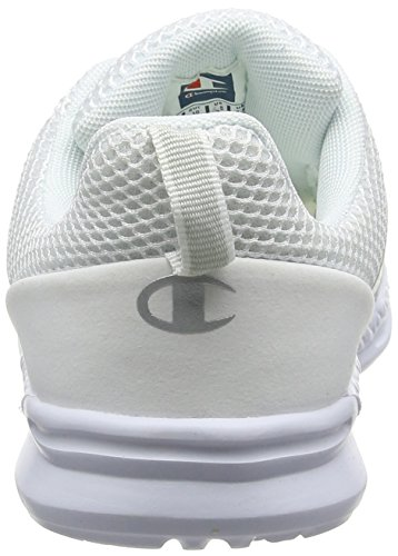 Champion Damen Low Cut Shoe Ion Hallenschuhe Weiß (Wht)