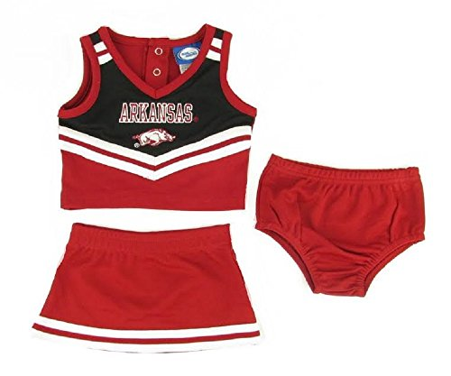 3-pc Infant Cheerleader Dress