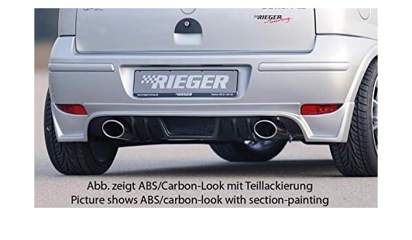 Rieger Trasero Enfoque para Opel Corsa C: 06.03 (a Partir de Facelift): Amazon.es: Coche y moto