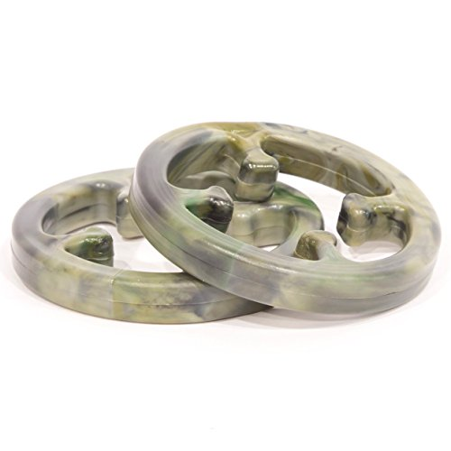 LimbSaver Broadband Dampener Accessory Bands. Camouflage, 2-Pack