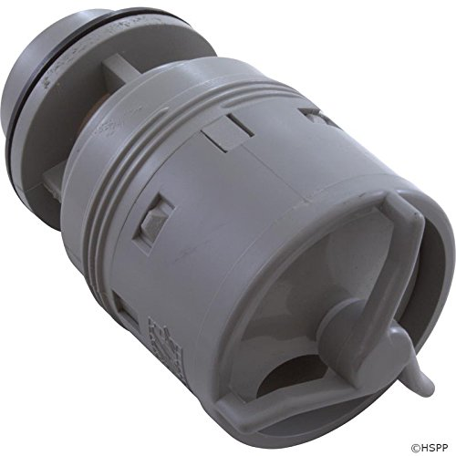 Waterway Plastics 806105023667 Poly Jet Caged Style Roto Gray Nozzle Waterway Poly Jet