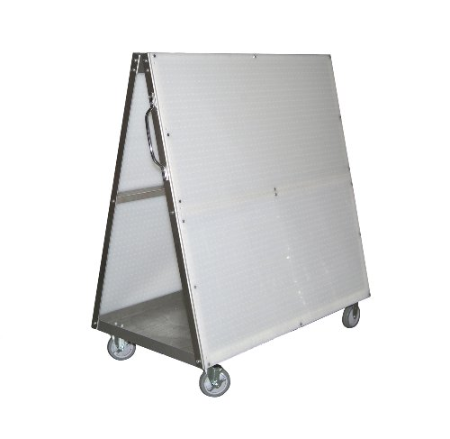 Triton Products DBC-4 DuraBoard Mobile Tool Cart 48-Inch L by 51-1/2-Inch H by 29-3/4-Inch W Aluminum Frame with Tray by Triton 2