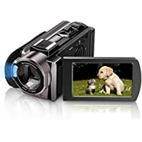 Video Camera Camcorder MELCAM HD 1080P 24.0MP, 3.0 inch...