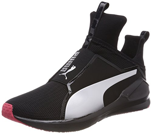 puma Black Sportive Pink Indoor Donna paradise Scarpe Nero Puma Fierce Core an8Hq0HR