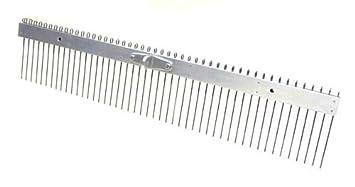 Kraft Werkzeug CC196–5/8 91,44 ° cm flach Draht Textur Besen mit 5/8 ...