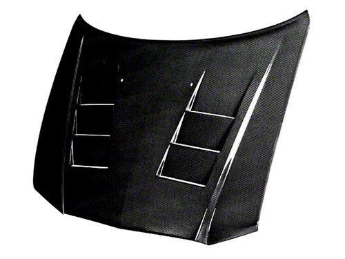 Seibon Carbon Hood (Seibon HD1112SCNTC-TS TS Carbon Fiber Hood Scion TC 2011-2012)