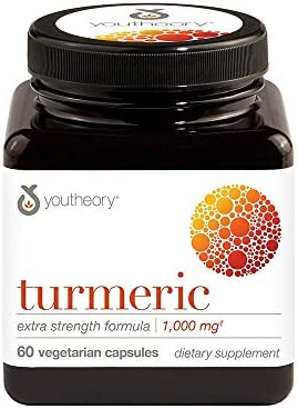 YOUTHEORY Turmeric Extra Strength Count product image
