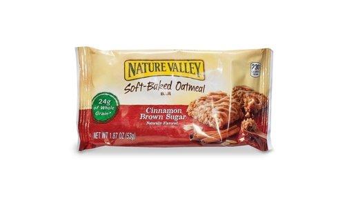 Nature Valley Brown Sugar Cinnamon Oatmeal Bar 15ct 1.87oz