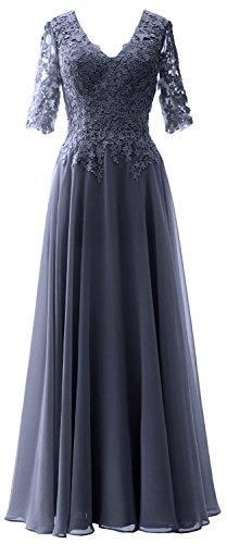 maniche a acciaio Donna linea MACloth blu ad Senza Vestito twqvXq6