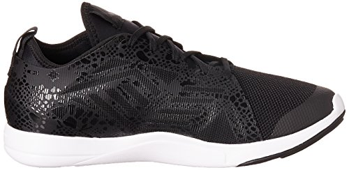 Reebok CARDIO INSPIRE LOW 2.0 Zapatillas deportivas Fitness Mujeres black-running-white-ash grey