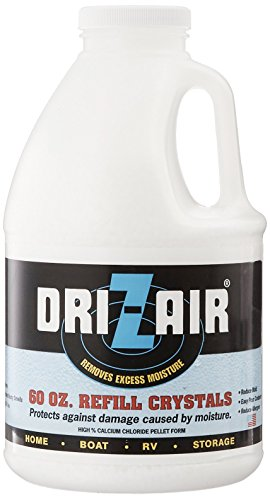 Dri-Z-Air DZA-60 60-Ounce Refill Crystals