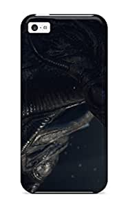 meilz aiaiHigh Grade Laurie Crisci Flexible Tpu Case For Iphone 5c - Alien Isolationmeilz aiai