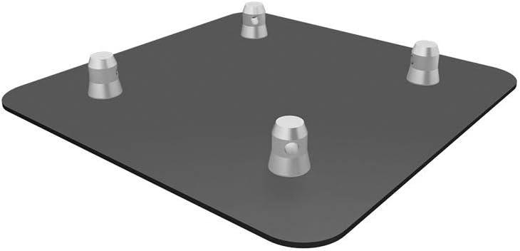 Global Truss SQ-4137H 16 x 16 Black Matte Base Plate for F34