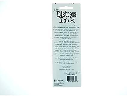 Tim Holtz 36 Marr/ón Ranger DIS-32823 Tinta Distress Ink Gathered Twigs Regular