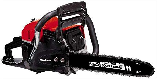Einhell GC-PC 2040 I 50 cc Petrol Chain Saw, Red, 40 cm
