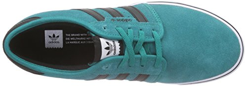 adidas Seeley, Men's Trainers Green (Eqt Green S16/Core Black/Ftwr White)