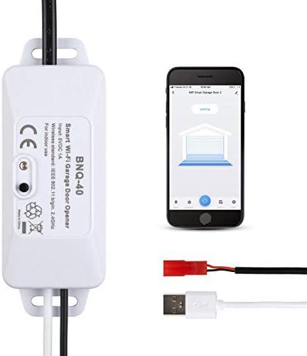 HBN Smart Wi-Fi Garage Door Opener