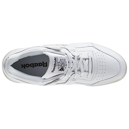 Reebok Workout Plus Id Uomo Sneaker Bianco Bianco