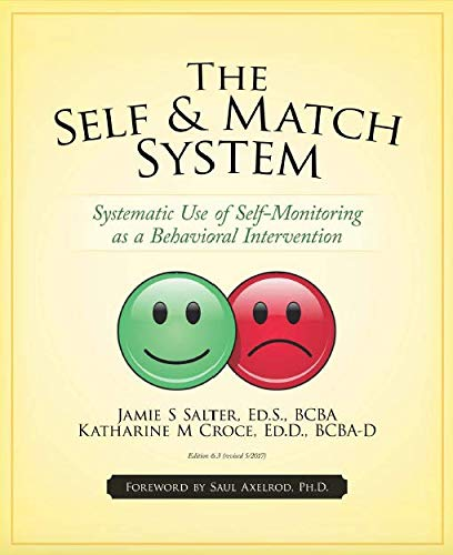 The Self & Match System: Systematic Use of Self-Monitoring as a Behavioral Intervention (With Digital Forms)
