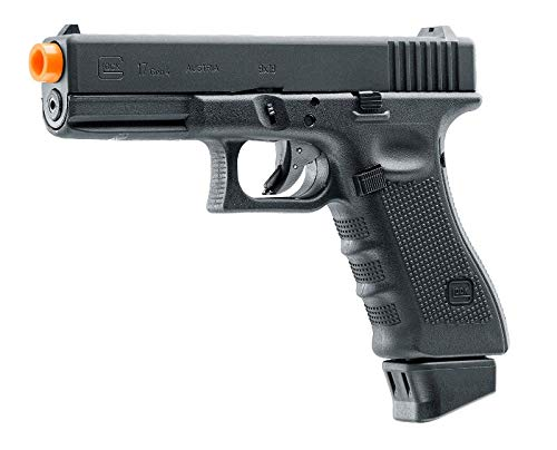 Elite Force Fully Licensed Glock 17 Gen.4 Co2 Full Blowback 6mm Airsoft (Glock Blowback Airsoft)