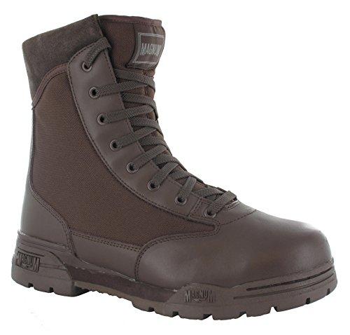 pour marrón Marrón sécurité de Marrón homme Marron Chaussures Magnum PYqnUfxvtw