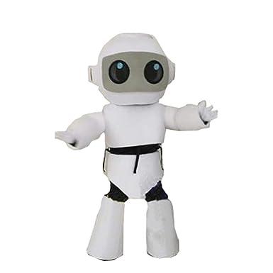 Costumeplus Disfraz de Robot para Adulto con Dibujos Animados ...
