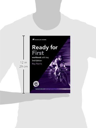 READY FOR FC Wb +Key Pk 3rd Ed (Ready for 3rd Edit): Amazon.es ...