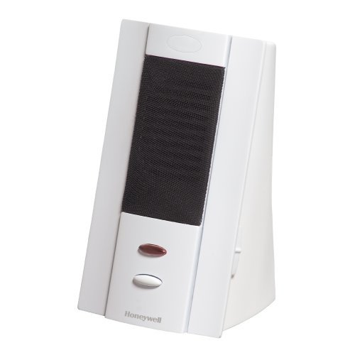 Honeywell RCWL200A1007/N P1-Portable Wireless Doorbell / Door Chime and Push Button