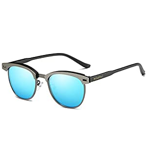 JULI Polarized Sunglasses for Men Women