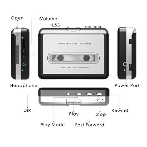 Buy cassette usb mp3