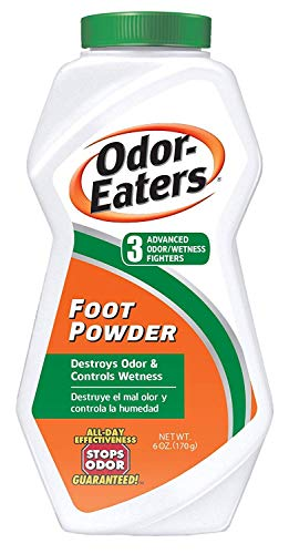 Odor-Eaters Foot Powder, 6-Ounces