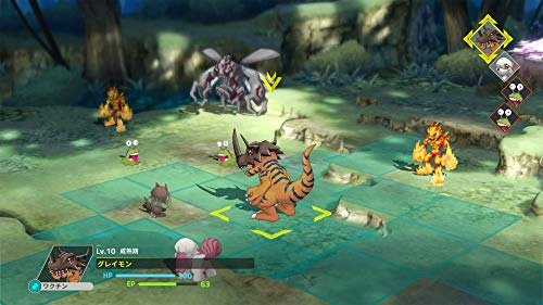 Digimon Survive - Nintendo Switch