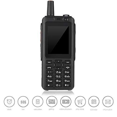 Fosa Smart 4G Walkie Talkie Mobile Phone. Portable 2.5 inch
