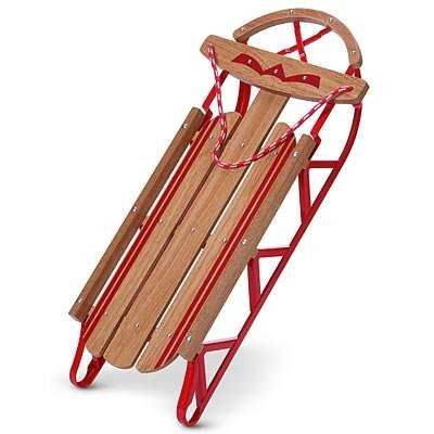 (American Girl Emily or Molly Wooden Sled)