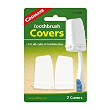 Coghlan's Toothbrush Covers, Pack of 2