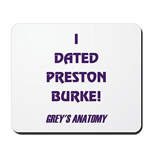 CafePress - PRESTON BURKE - Non-slip Rubber Mousepad, Gaming Mouse Pad (Slip Preston)