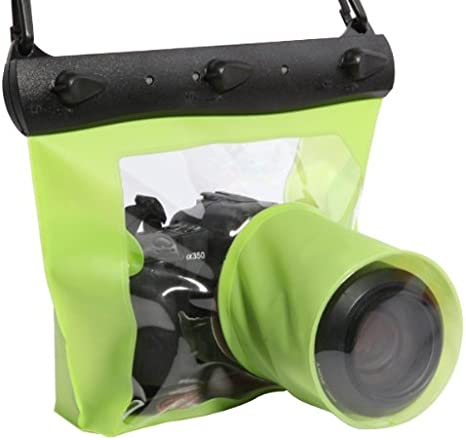 Funda impermeable para cámara tipo réflex analógica o digital ...