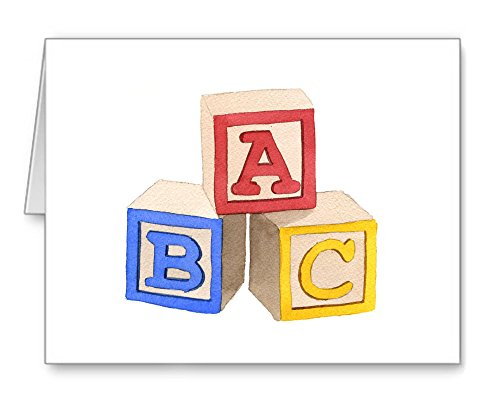 Abc Blocks Drawing - 4