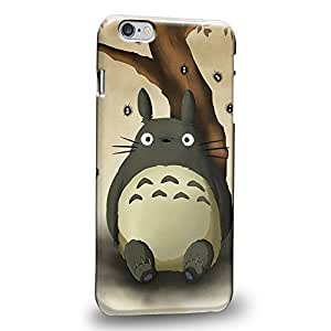 """Case88 Premium Designs My Neighbor Totoro 0665 Protective Snap-on Hard Back Case Cover for Apple iPhone 6 Plus 5.5"""""""