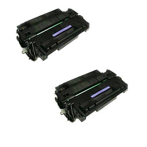 Compatible 05A CE505A, AI505A Black Toner Cartridge For HP LaserJet P2035, P2055-2Pack