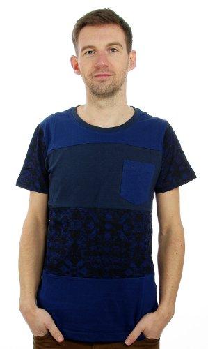 Humör 'Danny' T-Shirt blu Small